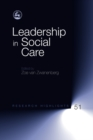 Leadership in Social Care - eBook