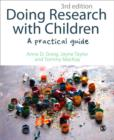 Doing Research with Children : A Practical Guide - Book