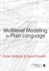 Multilevel Modeling in Plain Language - Book