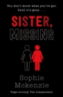 Sister, Missing - eBook