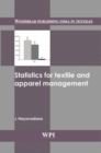 Statistics for Textile and Apparel Management - eBook
