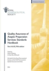 Quality Assurance of Aseptic Preparation Services: Standards Handbook - Book