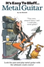 It's Easy To Bluff... Metal Guitar - eBook
