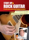 Start-Up: Rock Guitar - eBook