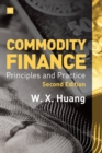 Commodity Finance : Principles and Practice - Book