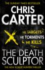 The Death Sculptor : A brilliant serial killer thriller, featuring the unstoppable Robert Hunter - Book