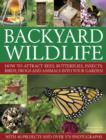 Backyard Wildlife - Book
