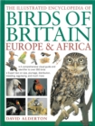 The Illustrated Encyclopedia of Birds of Britain Europe & Africa : A Comprehensive Visual Guide and Identifier to Over 550 Birds - Book