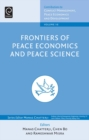 Frontiers of Peace Economics and Peace Science - eBook