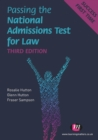 Passing the National Admissions Test for Law (LNAT) - eBook