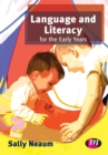 Language and Literacy for the Early Years - Book