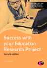 Success with your Education Research Project - eBook