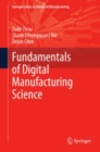 Fundamentals of Digital Manufacturing Science - eBook