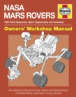 Nasa Mars Rovers Manual : An insight into the technology, history and development of NASA's Mars exploration roving vehicles - Book
