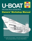 U-Boat Owners' Workshop Manual : An insight into the design, construction and operation of the most advanced attack submarine ever operated by the Royal Navy - Book