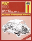 Fiat 500 Owner's Workshop Manual - Book