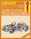 Jaguar Mki & II, 240 & 340 : 55-69 - Book