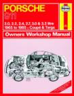 Porsche 911 Owner's Workshop Manual - Book