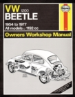 VW Beetle 1200 - Book