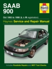 Saab 900 Service And Repair Manual - Book