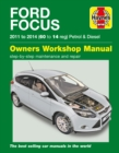 Ford Focus Petrol & Diesel (11 - 14) 60 To 14 - Book