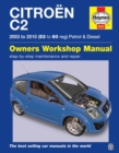 Citroen C2 Petrol & Diesel ('03 - '10) 53 To 60 - Book