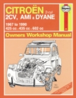 Citroen 2CV Owner's Workshop Manual - Book