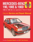 Mercedes-Benz 190 Service And Repair Manual - Book
