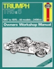 Triumph Tr5 & Tr6 Owner's Workshop Manual - Book