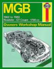 MGB Service And Repair Manual - Book