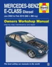 Mercedes-Benz E-Class Diesel (Jun '02 - Feb '10) 02 To 59 - Book