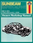 Sunbeam Alpine & Rapier Owners Workshop Manual : 67-74 - Book