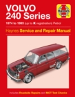 Volvo 240 Series - Book