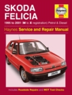 Skoda Felicia Owner's Workshop Manual - Book