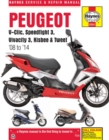 Peugeot V-Clic, Speedfight 3, Vivacity 3, Kisbee & Tweet (08 To 14) - Book