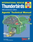 Thunderbirds Manual 50Th Anniversary Edition : TB1-TB5, Tracy Island and associated vehicles - Book