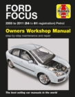 Ford Focus Petrol 05-11 - Book