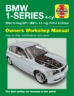 BMW 1-Series 4-Cyl Petrol & Diesel 04-11 - Book