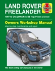 Land Rover Freelander 97-06 - Book