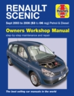Renault Scenic - Book