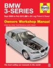 BMW 3-Series (Sept '08 To Feb '12) 58 To 61 - Book