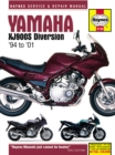 Yamaha XJ900 Diversion (94 -01) - Book