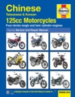 Chinese, Taiwanese & Korean 125Cc Motorcycles : Revised 2015 - Book