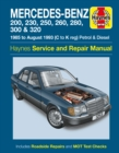 Mercedes-Benz 124 Series - Book