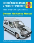 Citroen Berlingo & Peugeot Partner - Book