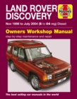 Land Rover Discovery - Book