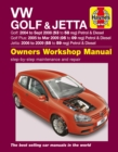 VW Golf & Jetta - Book