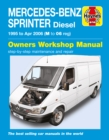 Mercedes-Benz Sprinter Diesel (95-Apr 06) M to 06 - Book