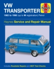 VW Transporter Water Cooled Petrol Service And Rep - Book