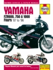 Yamaha FZR 600, 750, 1000 Fours (87 - 96) - Book